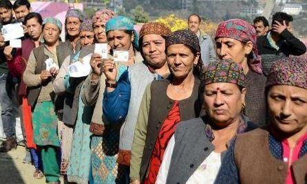 पंचायत उपचुनाव : हिमाचल में मतदान शुरू