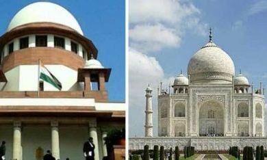 ताजमहल संरक्षण : सुप्रीम कोर्ट ने तय की जवाबदेही