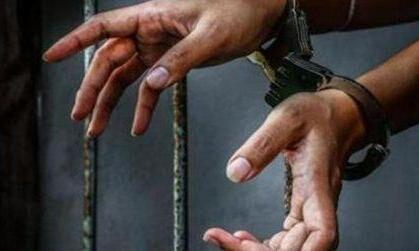 गाजियाबाद रेलवे स्टेशन से फरार गैंगस्टर पुलिस ने किया गिरफ्तार