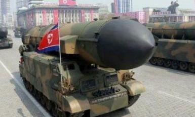 नई बैलिस्टिक मिसाइलों के निर्माण पर काम कर रहा : उत्तर कोरिया