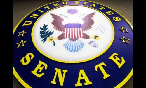 यूसए में सीनेट रक्षा खर्च से जुड़ा बिल पास