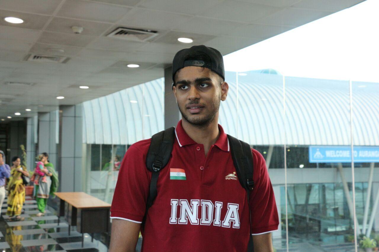 एशियन चैम्पियनशिप में भारतीय टीम में खेलेंगे हर्षवर्धन