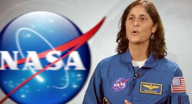 नासा ने मानव यान के लिए सुनीता विलियम्स सहित नौ अंतरिक्ष यात्रियों के नाम किये घोषित
