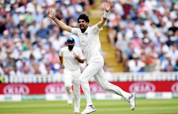 242 से ज्यादा टेस्ट विकेट लेकर ईशांत ने बनाया रिकॉर्ड