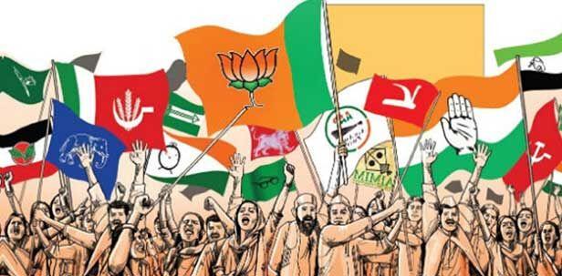 लोकसभा चुनाव 2019 में यूपी, महाराष्ट्र, बिहार तय करेगा किसकी बनेगी सरकार