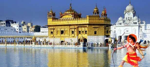 स्वर्ण मंदिर की तरह बनेगा रामलला का मंदिर