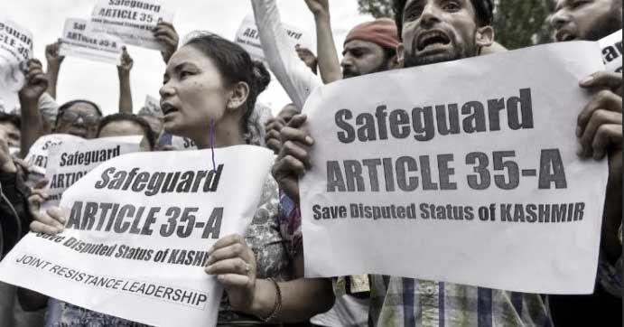 धारा 35-ए मामला : घाटी में बंद का आह्वान, दो दिन के लिए अमरनाथ यात्रा पर रोक