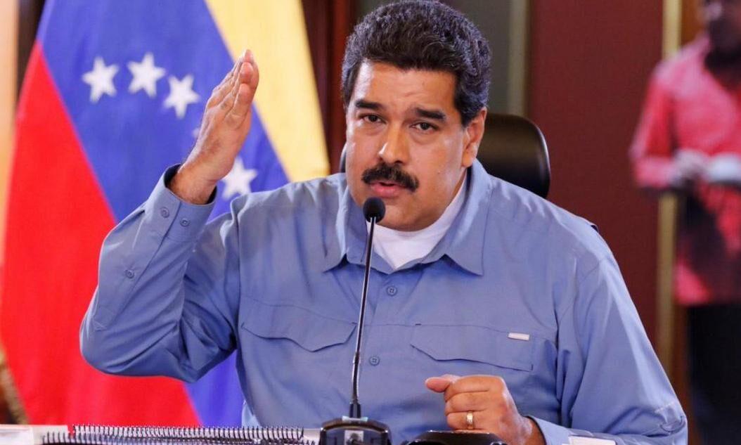 राष्ट्रपति निकोलस मदुरो ड्रोन हमले में बाल-बाल बचे