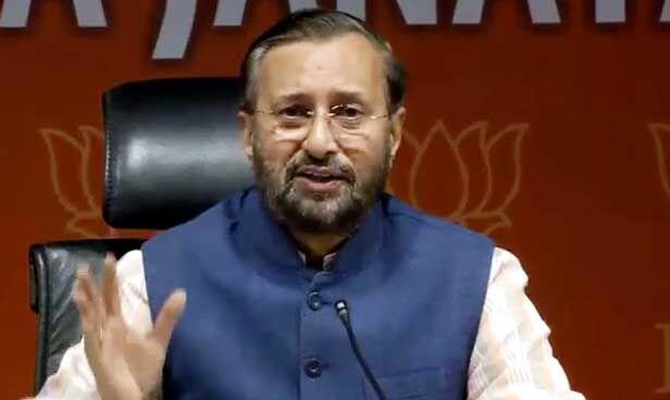प्रकाश जावड़ेकर ने कहा - इंप्रिंट-2 के तहत 112 करोड़ रुपये के 122 नए शोध प्रस्ताव मंजूर
