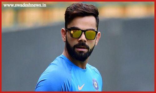 पहली बार आईसीसी टेस्ट रैंकिंग में नंबर 1 बल्लेबाज बने कोहली