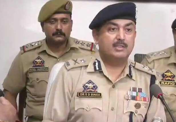 जम्मू में आतंकी हमले की बड़ी साजिश नाकाम, एक शख्स गिरफ्तार, आठ  ग्रेनेड बरामद