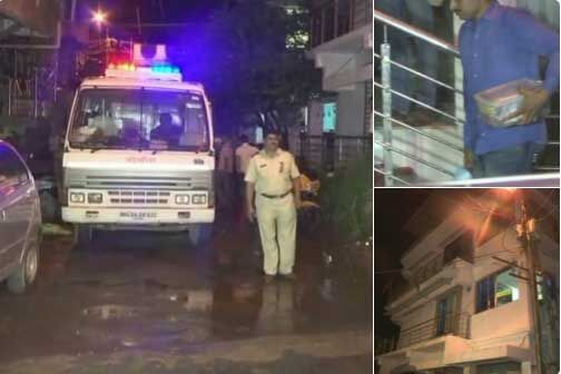 एटीएस ने नालासोपारा में 8 देशी बम सहित सनातन संस्था का कार्यकर्ता गिरफ्तार किया