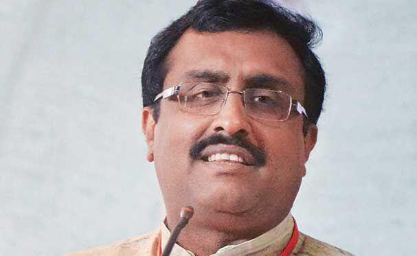 कश्मीर में कोई भी सरकार भाजपा के बिना नहीं बनेगी : राम माधव
