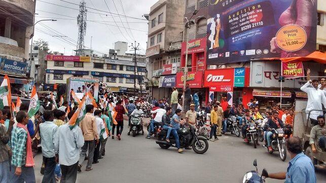 राजस्थान : उदयपुर पर चढ़ गया चुनावी रंग, कांग्रेस-भाजपा की रैलियां हो गईं आमने-सामने