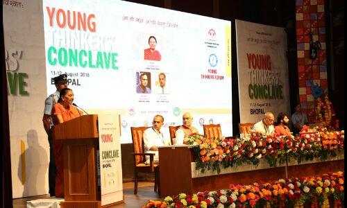 #YTC2018: भारत की पहचान है ज्ञान-परंपरा, भारत ने तर्क से जीती है लड़ाइयां
