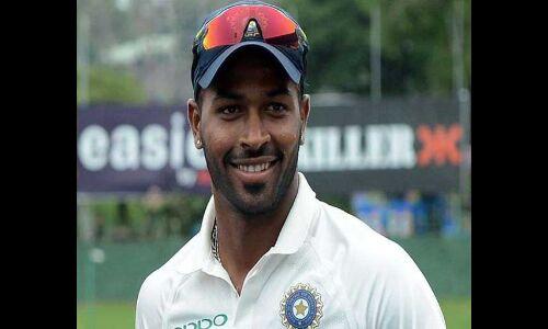 हार्दिक पांड्या ने कहा - पांच दिनों का मैच होता तो स्पिनरों की भूमिका अहम