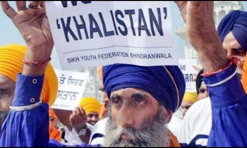 पृथक खालिस्तान की मांग को लेकर लंदन में सिख संगठन की निकली रैली