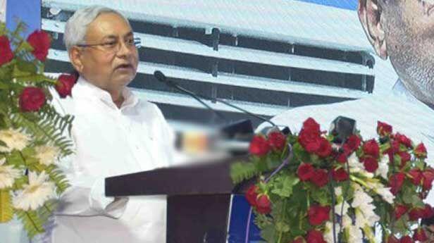 नीतीश कुमार ने कहा - बुद्ध सर्किट को रेल सेवाओं से जोड़ा जाएगा