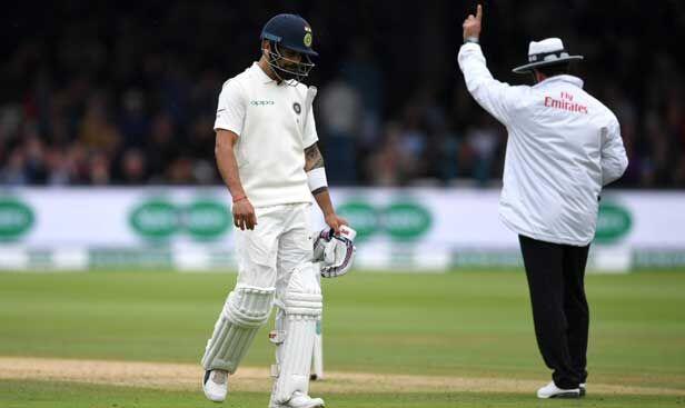 लार्ड्स टेस्ट : भारत की शर्मनाक हार