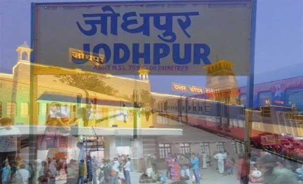 उत्तर पश्चिम रेलवे का जोधपुर स्टेशन शीर्ष पर, जयपुर दूसरे पर