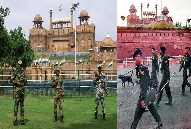 स्वतंत्रता दिवस पर सुरक्षा एजेंसियों ने किया विशेष इंतजाम, तीसरी आंख की नजर हर एक पर