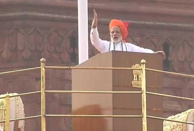 प्रधानमंत्री ने इस कविता से पांचवे संबोधन का समापन किया