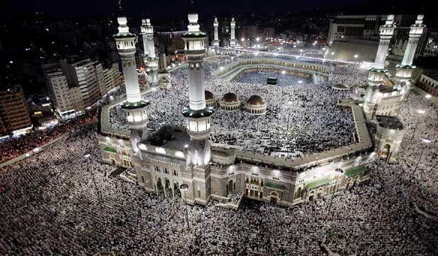 सउदी प्रशासन ने कहा - 16 लाख हज यात्री मक्का पहुंचे