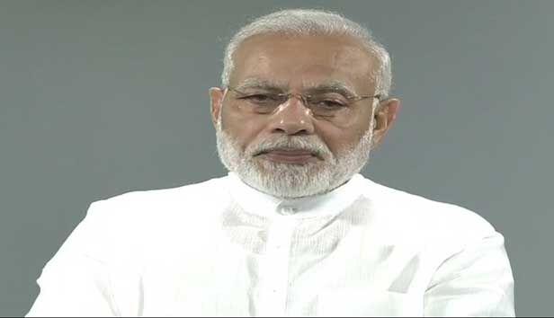 पिता का साया नहीं रहा : प्रधानमंत्री मोदी