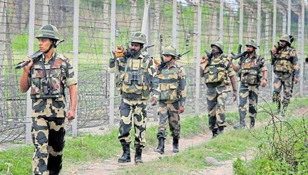 अंतरराष्ट्रीय सीमा : भारत-म्यांमार क्षेत्र से आठ रायफल बरामद