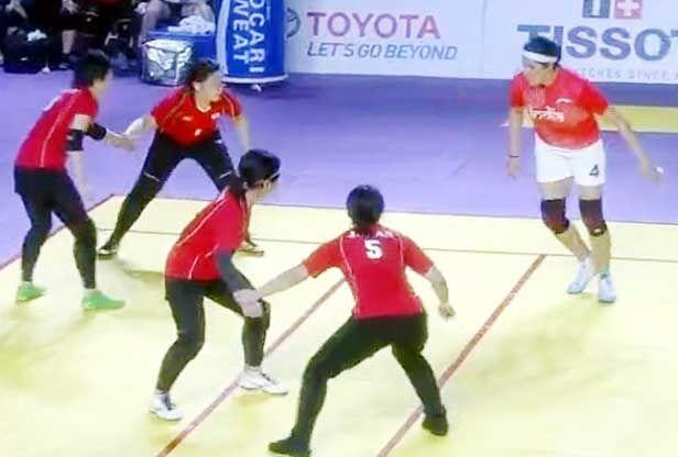 Asian Games 2018 : भारतीय महिला कबड्डी टीम ने जापान को दी शिकस्त, मोदी ने ट्वीट कर दी बधाई