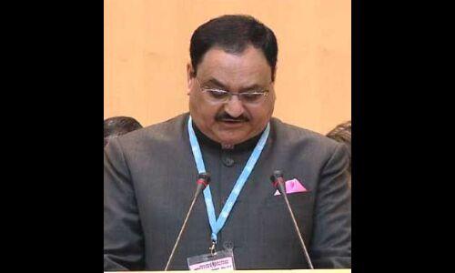 जेपी नड्डा ने कहा - स्वास्थ्य मंत्रालय दुख की घड़ी मेें केरल के साथ