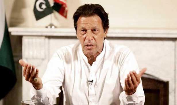 इमरान खान ने विदेश नीति और पड़ोसी देशों को लेकर कहा कुछ ऐसा...