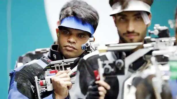 Asian Games 2018 : 10 मीटर एयर राइफल में भारत के दीपक कुमार ने जीता सिल्वर मेडल