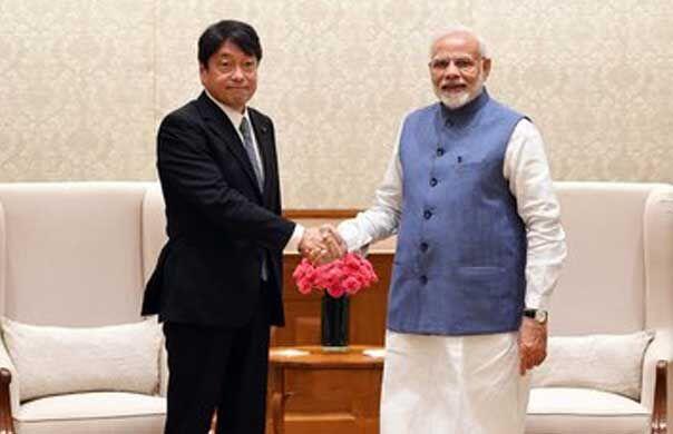 भारत-जापान के संबंधों का प्रमुख आधार है रक्षा सहयोग : प्रधानमंत्री मोदी