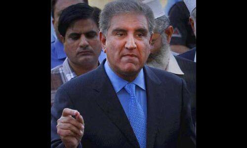 पाकिस्तानी विदेश मंत्री, बयान से पलटे