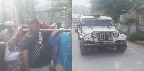 जम्मू : कुलगाम में पुलिस कांस्टेबल की आतंकियों ने की हत्या