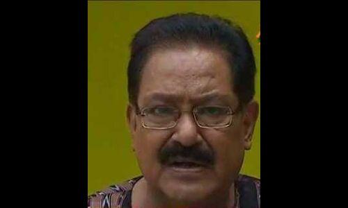 ओडिया फिल्म अभिनेता देबु बोस का हैदराबाद में ली अंतिम सांस
