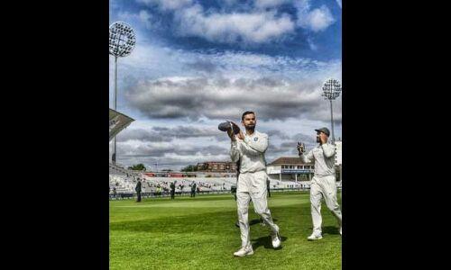 विराट कोहली आईसीसी टेस्ट रैंकिंग में फिर से शीर्ष पर पहुंचे