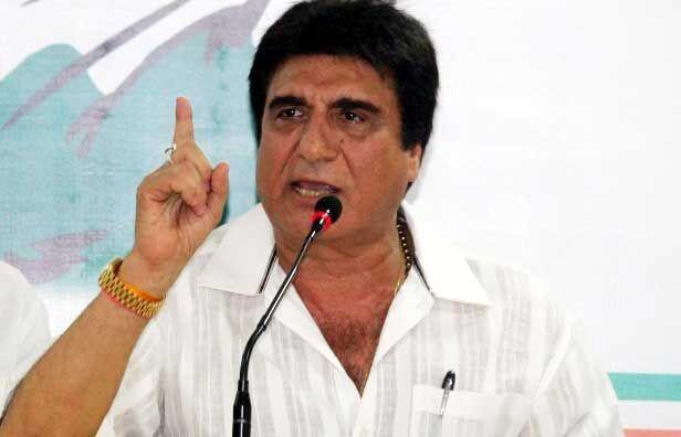 राजबब्बर ने कहा - श्रमिक विरोधी है योगी सरकार