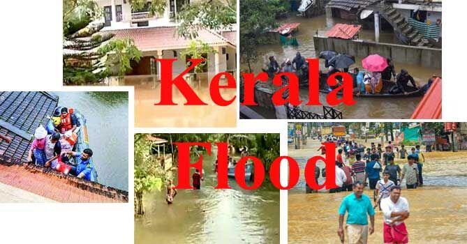 केरल में बाढ़ पीड़ितों के लिए एक संकट खत्म, तो अब दूसरा शुरू