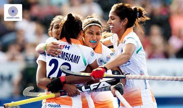 Asian Games 2018 : भारतीय महिला हॉकी टीम ने दक्षिण कोरिया को 4-1 से हराया