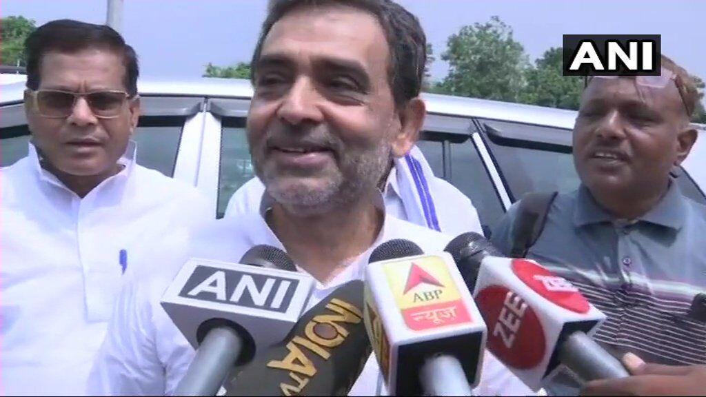 उपेंद्र कुशवाहा ने कहा - मैं सामाजिक एकता के बारे में बात कर रहा था