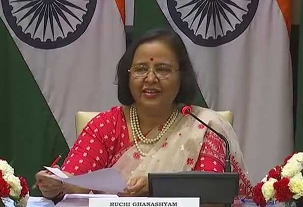 रूचि घनश्याम बनी यूके में भारतीय उच्चायुक्त