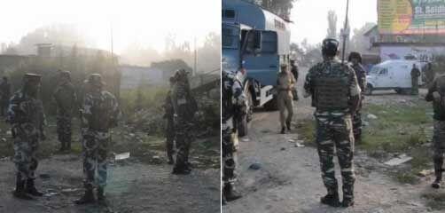 जम्मू : अनंतनाग मुठभेड़ में हिजबुल कमांडर सहित दो आतंकी ढेर, तलाशी अभियान जारी