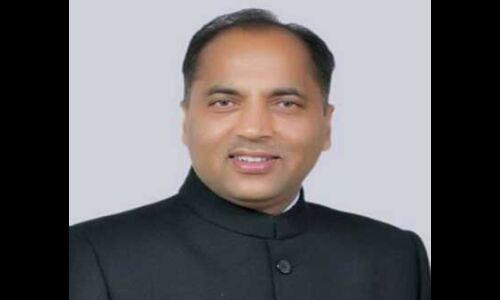महेंद्र सिंह को राज्य अतिथि का दर्जा सुरक्षा की दृष्टि से : मुख्यमंत्री