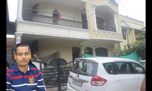 लोकायुक्त का पटवारी के घर पड़ा छापा, करोड़ों की संपत्ति का हुआ खुलासा