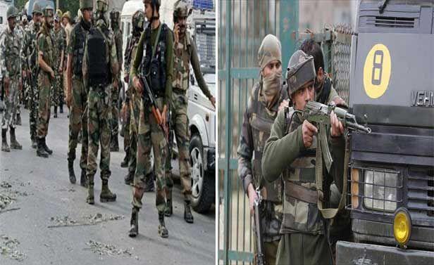 जम्मू : हाजिन में सुरक्षाबलों और आतंकवादियों के बीच हुई मुठभेड़ में दो आतंकी ढेर