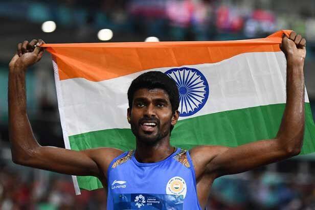 #AsianGames2018 : जॉनसन ने 1500 मीटर स्पर्धा में जीता स्वर्ण