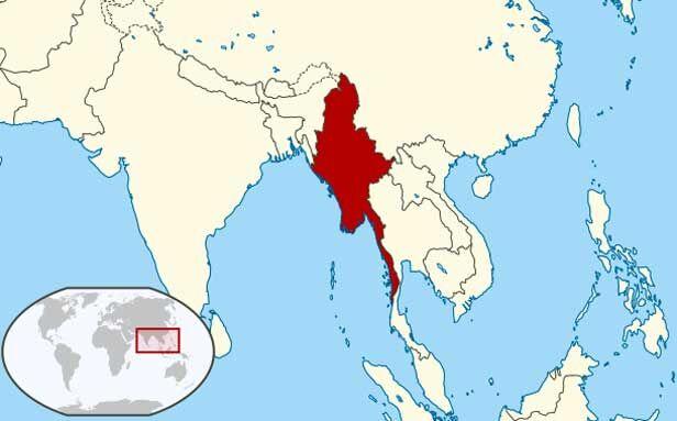 म्यांमार के निकट हिंद महासागर में मिला 7 साल से लापता जहाज