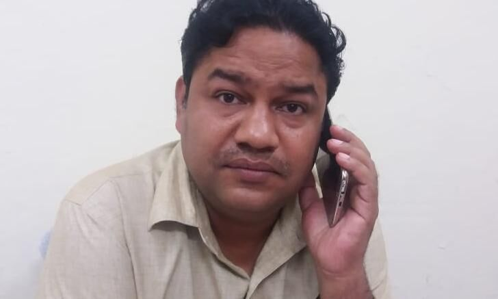 कार्यालय अधीक्षक को रेलवे की विजिलेंस टीम ने रिश्वत लेते दबोचा